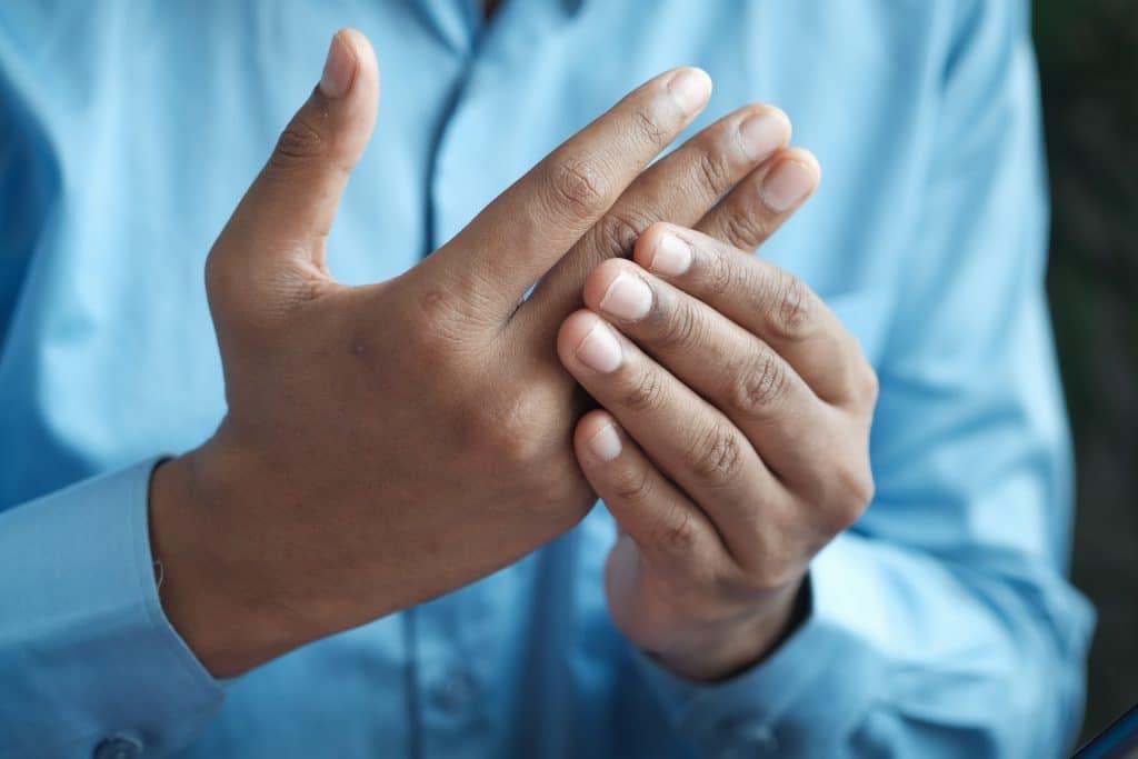 arthrose doigts